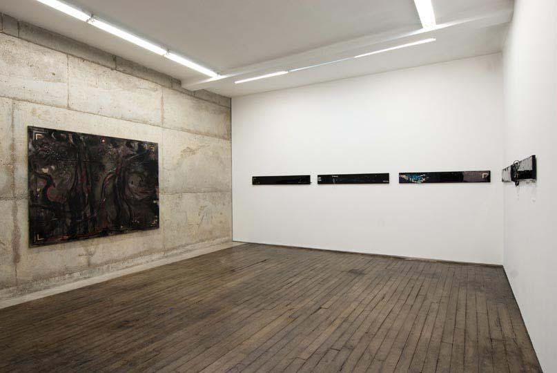 Jutta Koether 2011 Installation view7 Campoli Presti