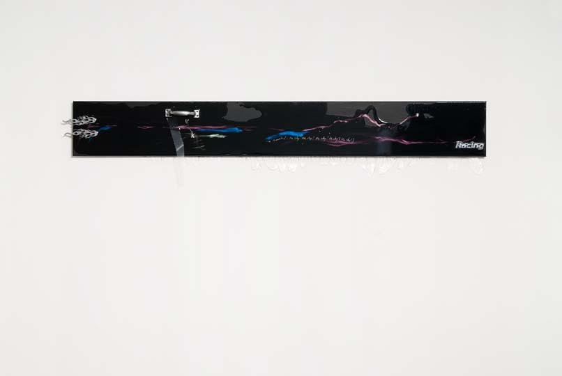 Jutta Koether 2011 Plank Paintings set3(2) Campoli Presti