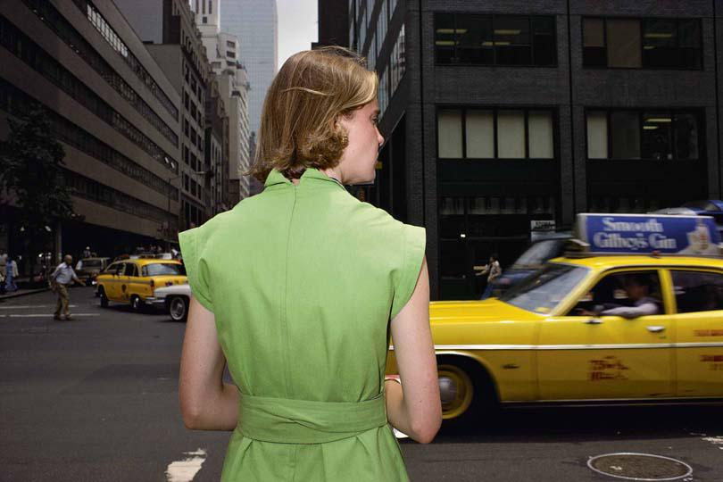 New York City from the Series Rush Hour 1976 C Joel Sternfeld