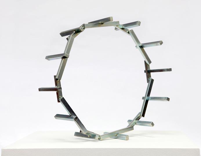 CircularSteelSculpture