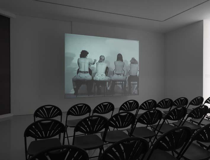 SANTIAGO SIERRA, Dedicated to the Workers and Unemployed, Installation view, Lisson Gallery, London 2012