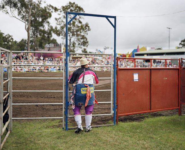 Cowboy Clown  Brisbaine 34879