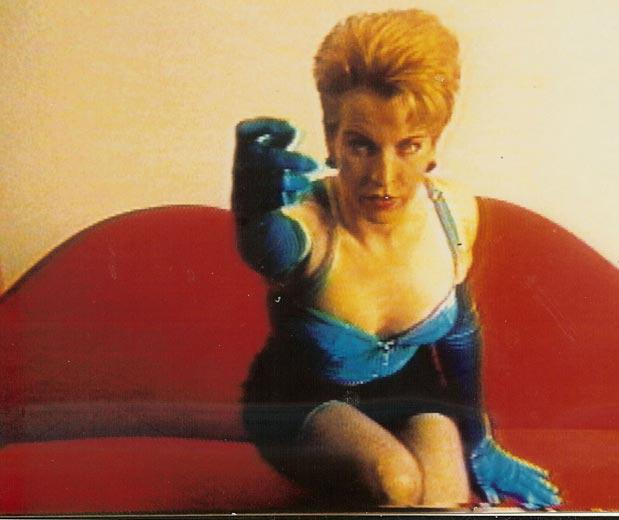 Lynn Hershman, still from Desire Inc, 1986