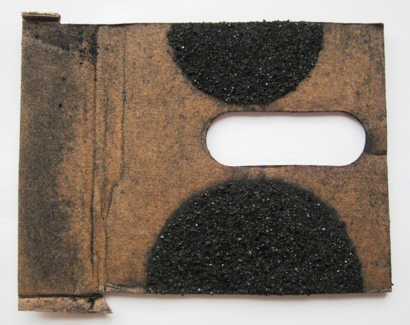Coal Dust Mandala