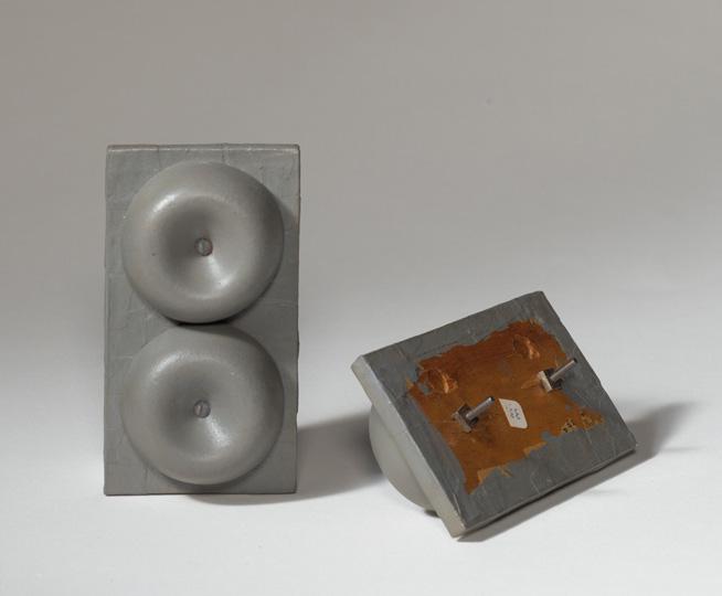 2Eva Hesse, Studiowork, Camden Arts Centre, S 44 S 45