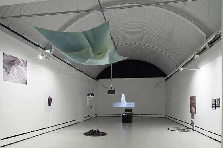 The Cosmos  installation view no7